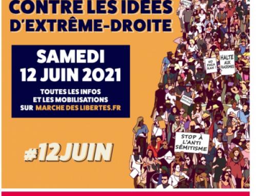 La FSU marche pour les libertés le 12 juin avec les syndicats, les associations et les parties politiques